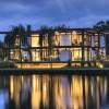 Contemporary Riverside Garden By Philip Nash Garden Design