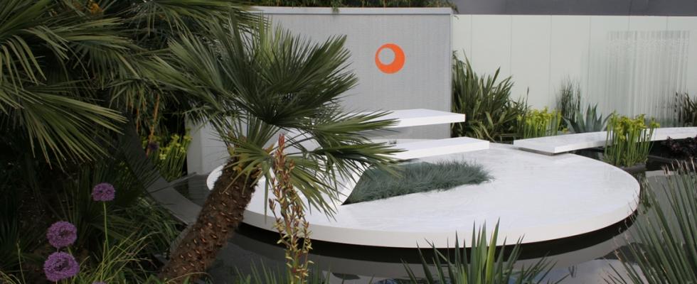 Chelsea Show Garden Designed By Philip Nash