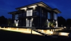 Outdoor lighting to huf haus